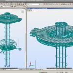 Modello strutturale Bolla e piastra