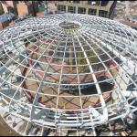 Montaggio Cupola