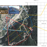 Analysis of visual impact and territorial profiles for the construction of Trampolines site for ski jumping, Pragelato (TO) - Italy.